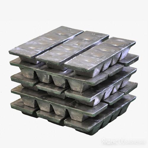 Баббиты БК2Ц ГОСТ 1320 - 74 по цене 101342₽ - Металлопрокат, фото 0