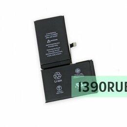 Аккумуляторы - Аккумулятор Apple iPhone X 2716mAh, 0