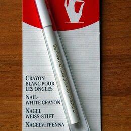 Дизайн ногтей - Карандаш для ногтей Mavala Nail-White Crayon, 0