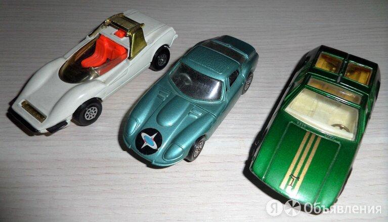 Винтажные модели машин 1:43/1:50/1:55/1:60 по цене 3000₽ - Модели, фото 0