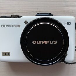 Фотоаппараты - Компактный фотоаппарат Olympus XZ-1, 0