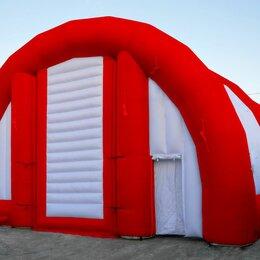 Готовые строения - Надувной ангар под игровой комплекс, 0