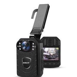 Видеокамеры - Регистратор KJ21 нательная камера HD DVR, 0