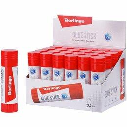 Письменные и чертежные принадлежности - Клей-карандаш  21г  Berlingo Ultra  (24), 0