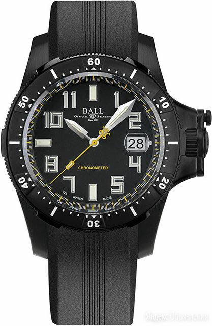 Наручные часы BALL DM2176A-P1CAJ-BK по цене 175900₽ - Наручные часы, фото 0