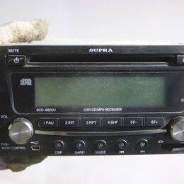 Музыкальные центры,  магнитофоны, магнитолы - Магнитола SUPRA на авто, 0