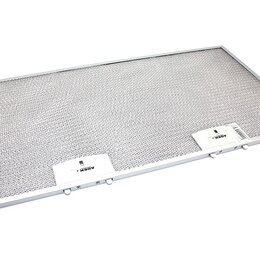 Вытяжки - Фильтр алюминиевый рамочный для вытяжки 510х280х8, 0