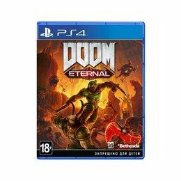 Игры для приставок и ПК - PS4 DOOM Eternal, 0