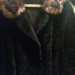 Пальто - Продаю женское пальто из каракуля., 0