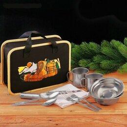 Наборы для пикника - Набор для пикника - Forest 11 предметов, 0
