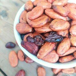 Продукты - Какао бобы органические необжаренные, 0