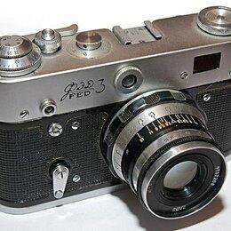 Пленочные фотоаппараты - ФЭД - 3 (плёночный фотоаппарат), 0