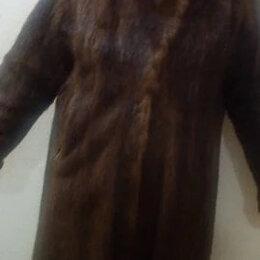 Шубы - Шуба норковая 52-56, 0