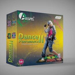 Коляски - Танцевальный коврик  Dance Perfomance II ASPEL ТВ/ПК (8 бит), 0