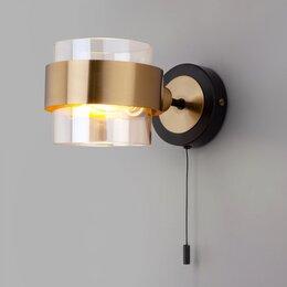 Интерьерная подсветка - EUROSVET - 70127/1 черный, 0