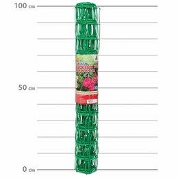 Шпалеры, опоры и держатели для растений - Сетка для плетистых роз ПРОТЭКТ Ф-90/1/5, 0