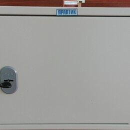 Сейфы - Шкаф металлический практик sl-32, 0