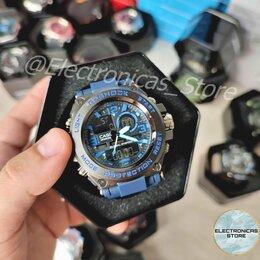 Наручные часы - Часы Casio G-SHOCK Premium Синие, 0