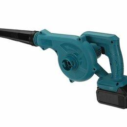 Воздуходувки и садовые пылесосы - Воздуходувка аккумуляторная 18в, 0