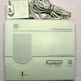 Проводные телефоны - Телефонный автоответчик Thomson ESS-2377A, 0
