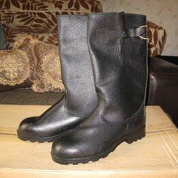 Одежда и обувь - Донобувь кирзовые сапоги юфтевые, 0