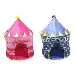 Игровые домики и палатки - Игровая палатка для детей «Шатёр», цвета МИКС, 0