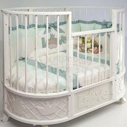 Кроватки - Кроватка-трансформер Принц, 0