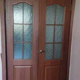 Межкомнатные двери - Двери межкомнатные бу двустворчатые, 0