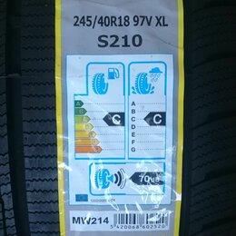 Шины, диски и комплектующие - Шина Minerva S210 Ice Plus 245/40 R18, 0