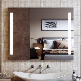 Дизайн, изготовление и реставрация товаров - Зеркало LED ALAVANN NEVE 800*800*350мм, 0