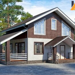 Готовые строения - Каркасный дом кд-394 261.9м², 0