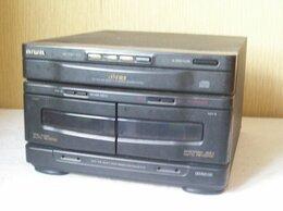 Музыкальные центры,  магнитофоны, магнитолы - Aiwa FD-N606 (блок CD и кассет) RX N606HE, 0