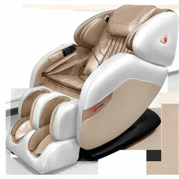 Массажные кресла - Массажное кресло FUJIMO QI F-633 Эспрессо, 0