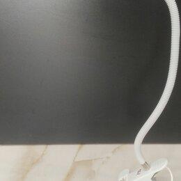 Настольные лампы и светильники - Светодиодная настольная лампа, 0