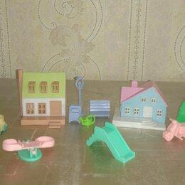 Игровые наборы и фигурки - Игрушки 90-х teddy's wonderland (мишки мини) , 0