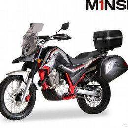 Мото- и электротранспорт - Мотоцикл Mинск Goose 400 M1NSK Беларусь  , 0