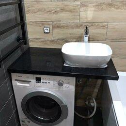Комплектующие - Столешница для ванной из искусственного камня, 0