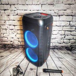 Портативная акустика - Колонка Eltronic 800W деревяный корпус , 0