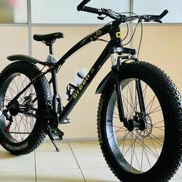 Велосипеды - Велосипед фэт GR26 Black , 0