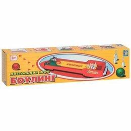 Игровые наборы и фигурки - Игровой набор 1Toy Боулинг, 0