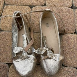 Балетки, туфли - Туфли для девочек, 0