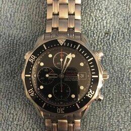 Наручные часы - Omega Seamaster Diver 300m Chronograph 41.5 mm 213.30.42.40.01.001, 0
