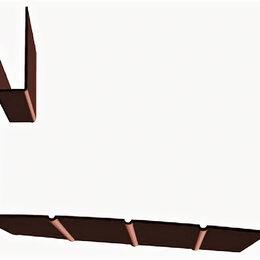 Сайдинг - Ветровая доска FineBer 3,80м. могано, 0