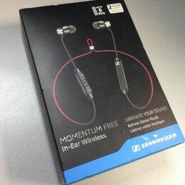Наушники и Bluetooth-гарнитуры - Новые Sennheiser M2 IEBT SW , 0
