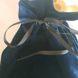 Подарочная упаковка - Мешок из бархата., 0