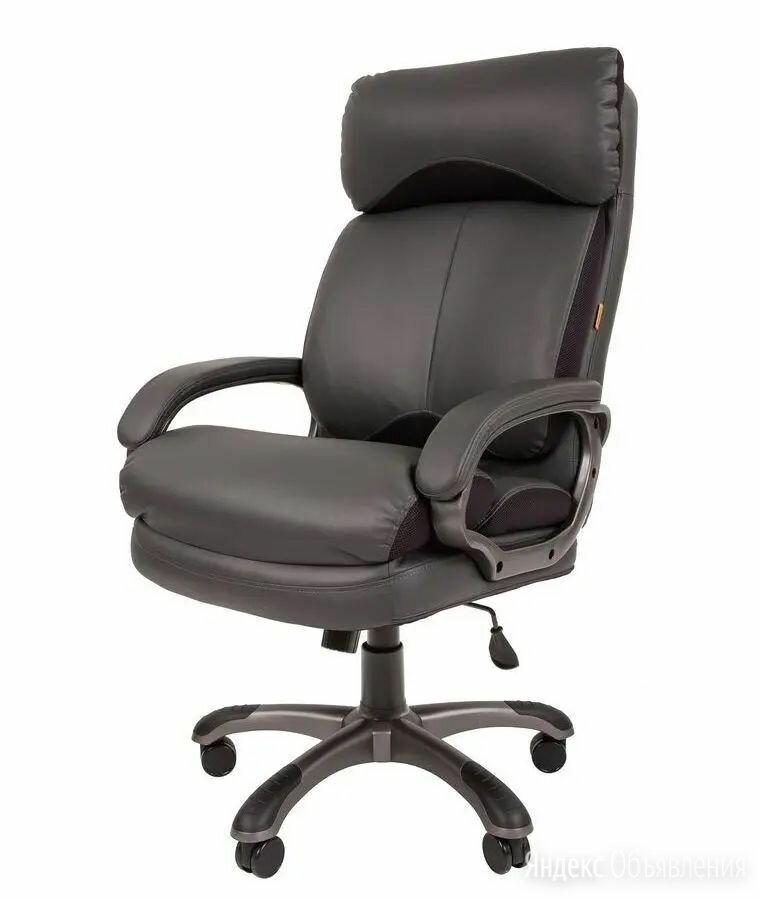 Компьютерное кресло CHAIRMAN 505 по цене 16090₽ - Компьютерные кресла, фото 0