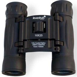 Бинокли и зрительные трубы - Бинокль levenhuk atom 10x25, 0