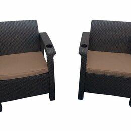 Кресла и стулья - Мебель садовая под ротанг комплект, 0