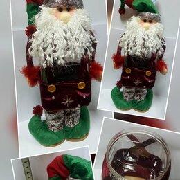 Подарочная упаковка - Подарочная упаковка Дед мороз, 0