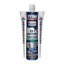 Гипсокартон и комплектующие - Анкер химический Tytan Professional EV-1 300мл…, 0